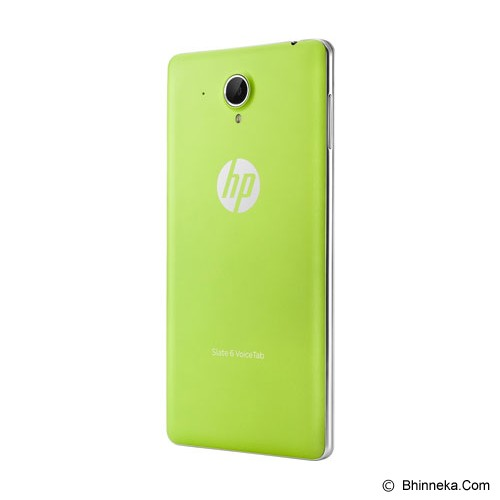 HP Back Cover for HP Slate 6 Voice Tab [J2W57AA] - Green - Casing Handphone / Case